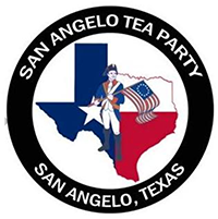 San Angelo Tea Party Logo